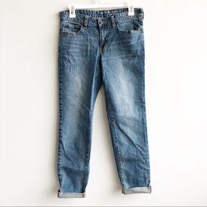 Gap 1969 Sexy Boyfriend Medium Wash Jeans
